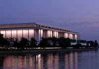 Catch a performance at The Kennedy Center in Washington, DC