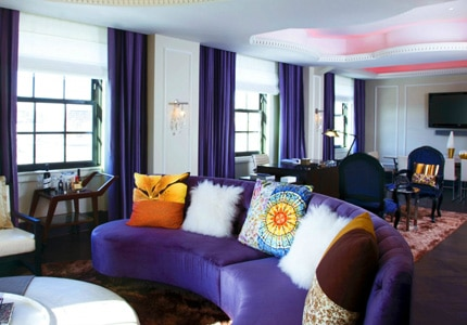 The Extreme WOW Suite at W Washington D.C.