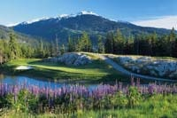 The Fairmont Chateau Whistler in Canada