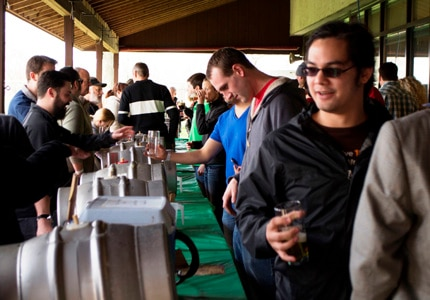 Sample more than 100 regional beers during Madison Craft Beer Week