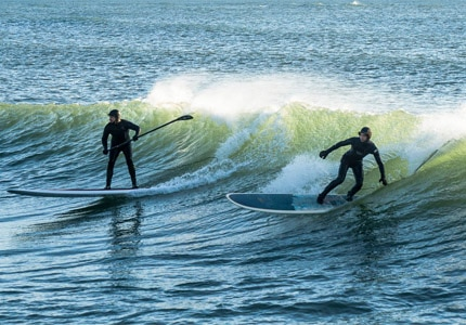 "Hit the waters and surf in the ""Malibu of the Midwest"""