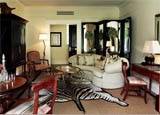 The Luxury Suite at The Royal Livingstone in Zambia