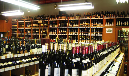 Twenty Twenty Wine Merchants in Los Angeles