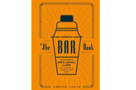 The Essential Bar Book will help you mix a perfect Manhattan or Cosmopolitan