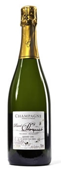 Champagne Pascal Douquet Grand Cru offers an exceptionally creamy mouthfeel with flavors of grapefruit and lime