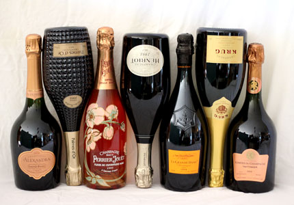 Champagne is the most regulated and strictly controlled wine produced in the world