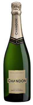 Chandon Brut Classic features complex flavors of apple, pear and almond