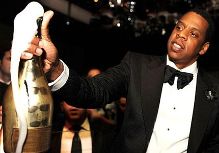 Jay-Z has had a financial interest in Armand de Brignac since its inception and bought the company in late 2014
