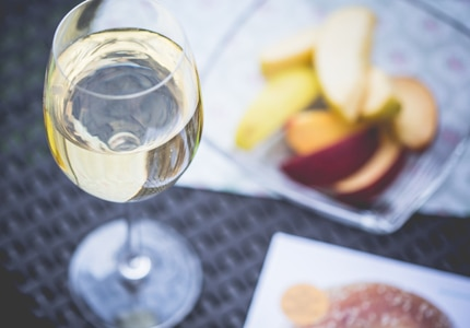 Pinot Grigio is best enjoyed with seafood and light dishes