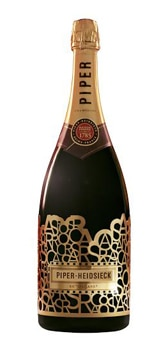 Champagne Piper-Heidsieck celebrates the Academy Awards with a limited edition magnum of the Cuvee Brut