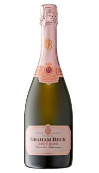 Hailing from South Africa, this sparkling wine boasts flavors of raspberry and strawberry with a creamy complexity