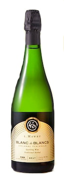L. Mawby Blanc de Blancs offers a palate of citrus, butterscotch and mineral notes