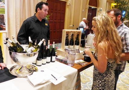 Discover the best wine tastings and festivals in Los Angeles, such as this tasting at Foley Wine Society