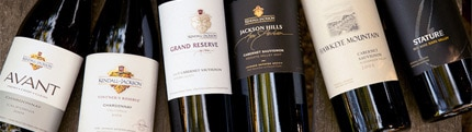 The Kendall-Jackson collection of wines