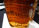 A rare bottle of The Balvenie Aged 50 Years