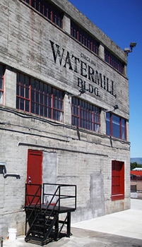 Watermill Winery is one of 19 wineries in the newly designated Oregon AVA of The Rocks District of Milton-Freewater
