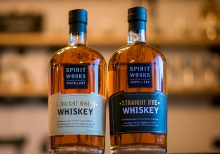 The all-women distilling team at Spirits Works Distillery releases two grain-to-glass whiskies