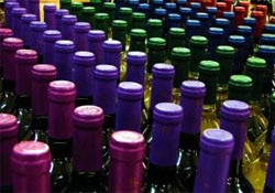 Total wine shipments in the U.S., both imports and exports, were up 2 per cent in 2010 at roughly 330 million cases