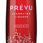 Prevu Sparkling Liqueur is all organic