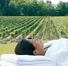 Relax among the vines at Les Sources de Caudalie in France