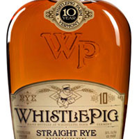 The Master Distiller for Maker's Mark set out to make the best rye whisky in the world: WhistlePig. Take a sip and decide for yourself!