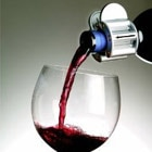 Improve the taste of many wines with the magnetic Wine Clip wine conditioner