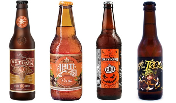 Fall beers bring hearty flavors to the harvest season