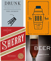 Looking for a good read? We review the latest publications in the world of wine, Champagne, beer, spirits and other adult libations