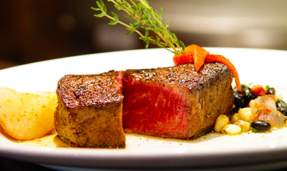 Looking for a wine to pair with this juicy cut of steak?