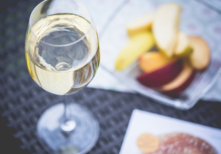 Try pairing spicy foods with a sweet white wine