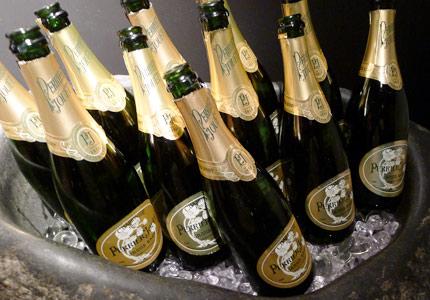 Perrier-Jouet Grand Brut, one of our Top 10 Value Champagnes