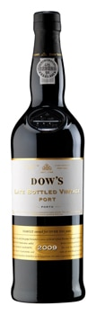 Dow's 2009 Late Bottled Vintage Porto
