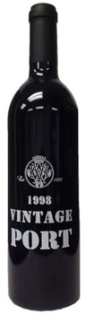 V. Sattui 1998 Vintage Port boasts flavors of blackberry, cherry and a hint of espresso