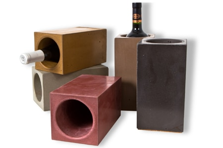 Angle 33 Thermals use the law of thermal mass to keep wine bottles cool
