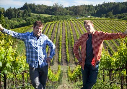 Partners Micah Joseph Wirth and Adrian Jewell Manspeaker founded their namesake winery in 2006
