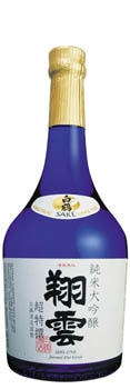 Hakutsuru Sho-Une Junmai Dai-Ginjo offers flavors of pear, vanilla and nectarine