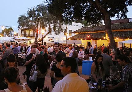 Find the best Santa Barbara Wine Events here