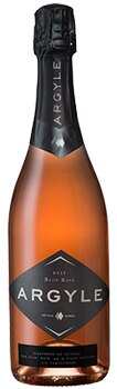 Argyle 2011 Brut Rosé boasts aromas of rose and anise