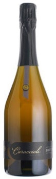 The Caraccioli Cellars 2007 Brut Rosé is blended with a small amount of still Pinot Noir for a fruity elegance