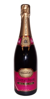 Chateau Frank 2006 Blanc de Noirs offers a multi-layered bouquet of lime, vanilla, caramel and toast