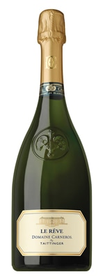 Domaine Carneros 2006 Le Reve Blanc de Blancs boasts complex aromas of brioche, honeysuckle, quince and fig