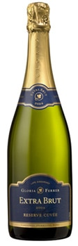 Gloria Ferrer 2004 Extra Brut, one of our Top 10 American Sparkling Wines 2012