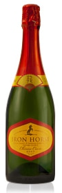 Iron Horse 2004 Chinese Cuvee, one of GAYOT.com's Top 10 American Sparkling Wines 2012