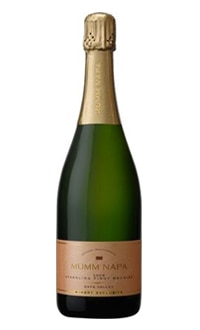 Mumm Napa 2008 Sparkling Pinot Meunier, one of GAYOT.com's Top 10 American Sparkling Wines 2012