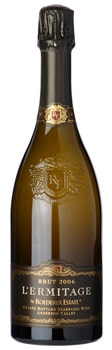 The Roederer Estate 2006 L'Ermitage was aged for eight years prior to its release