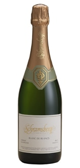 Schramsberg 2008 Blanc de Blancs, one of our Top 10 American Sparkling Wines 2011, is a great value for the money