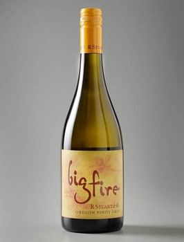 R. Stuart & Co. 2011 Big Fire Pinot Gris, one of our Top 10 Barbecue Wines 2012