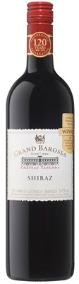 Château Tanunda Grand Barossa 2010 Shiraz comes from the oldest château in Australia