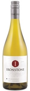 Ironstone 2013 Chardonnay has light citrus notes and pairs well with grilled seafood