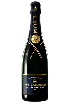 Moet Chandon Nectar Imperial NV, on our list of the Top 10 Barbecue Wines